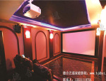北京家庭影院专卖店之装修风格和设计你懂吗?