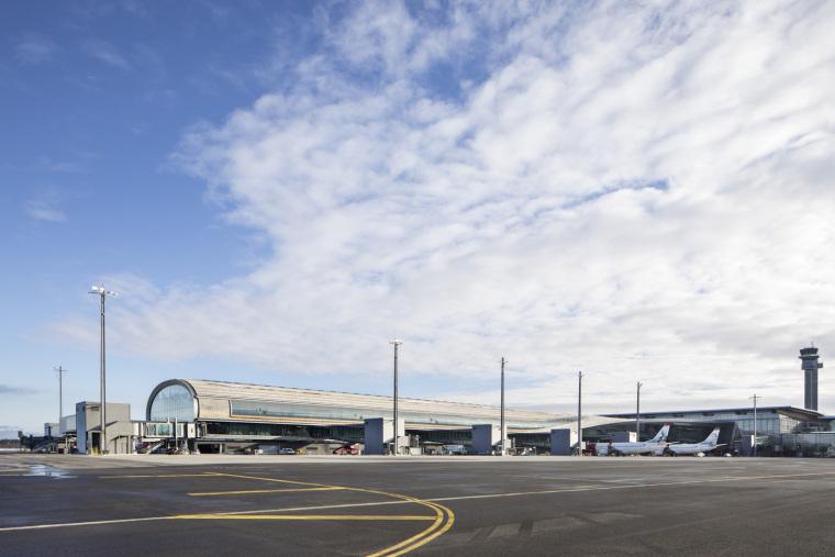 挪威奥斯陆机场扩建
