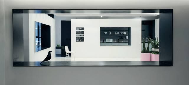 一个关于电影的办公空间,每个角落都有镜头感!_13