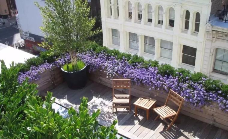 现代屋顶花园设计赏析_12
