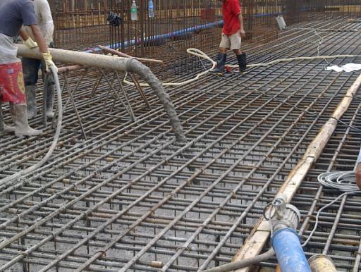 基础底板大体积超长混凝土结构无缝施工工法(含案例)