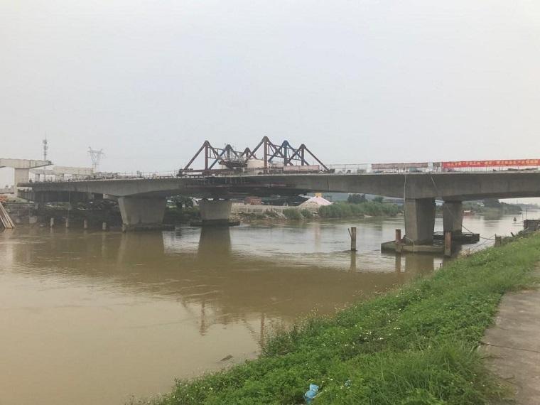 互通立交桥25m箱梁安装施工方案