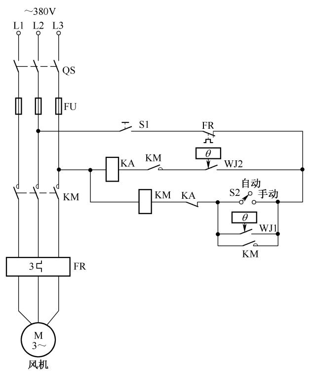[电气分享]电气自动控制电路图实例精选,快收藏!_18