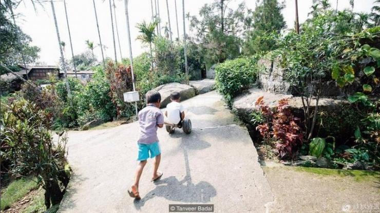 亚洲最干净的村庄,你想不到的地方_4
