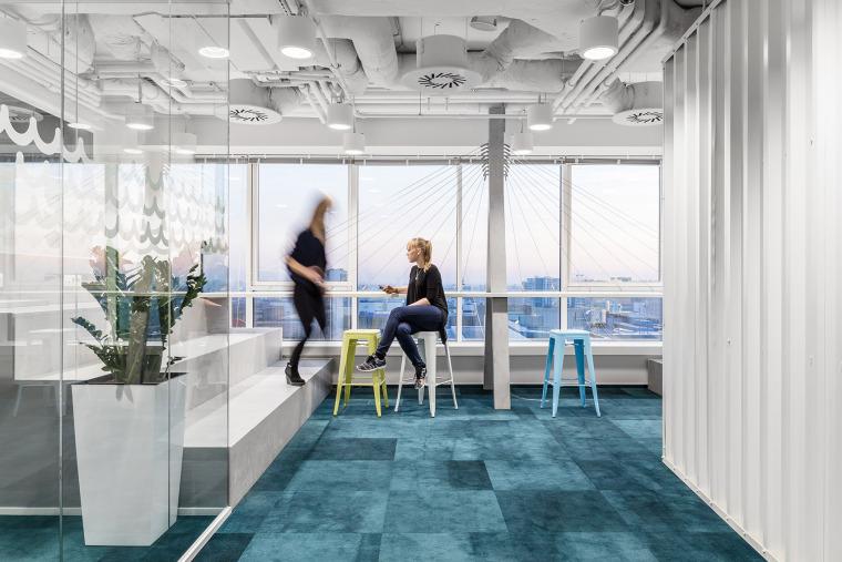 #办公空间设计案例#波兰MediaCom总部办公室-005-MediaCom-Warsaw-by-Workplace