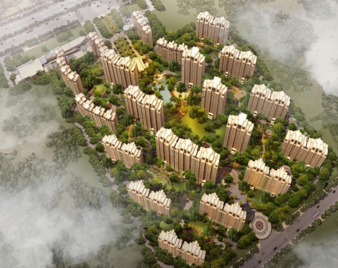 [安徽]简欧风格电力集团企业家园住宅建筑规划设计方案文本