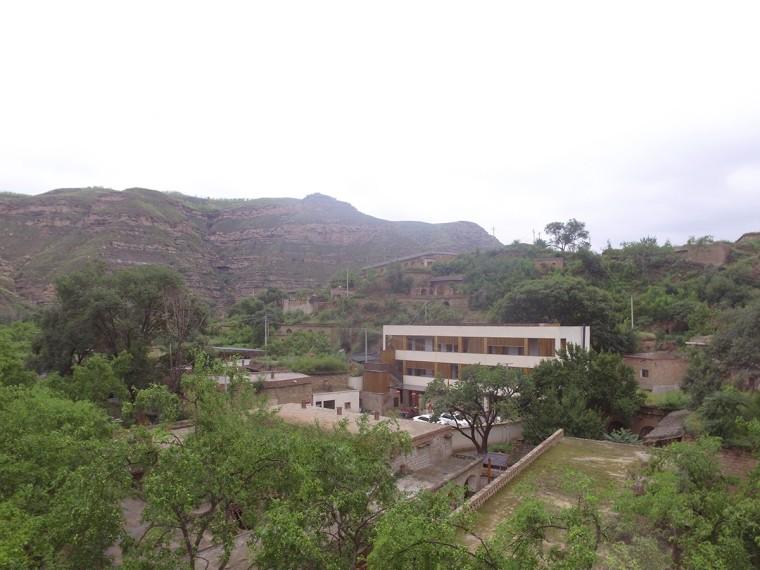 陕西枣园小学改造