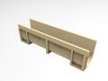 树脂混凝土排水沟跟传统排水沟的性能对比