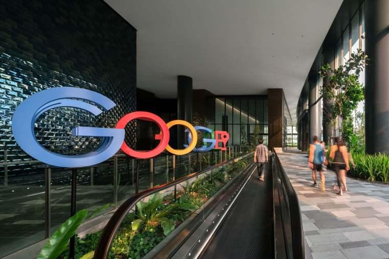 新加坡Comtech商业园区景观-11