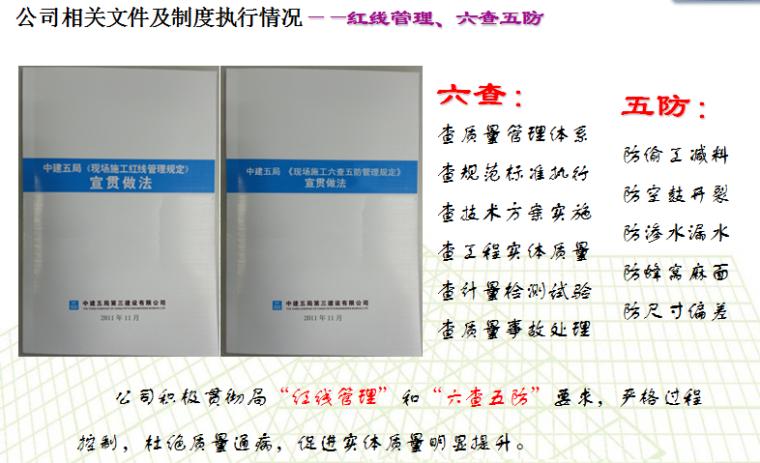 湖南省中建·江山壹号项目工程质量常见问题汇报材料_4