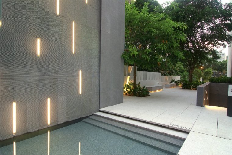 新加坡8 Napier高級公寓