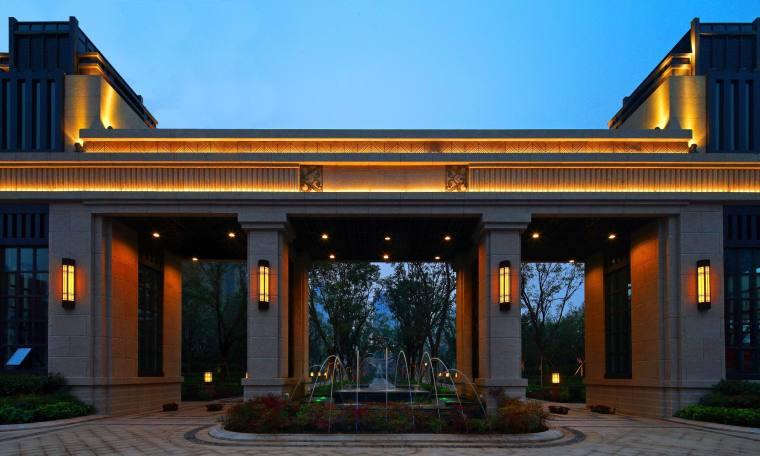 高档别墅案例——海马公园
