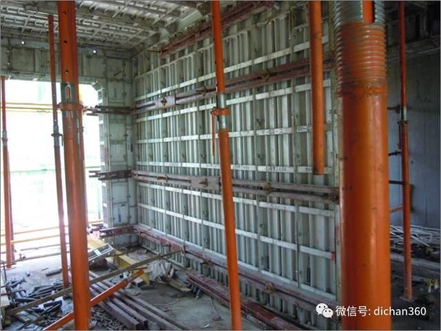 某建筑工地标准化施工现场观摩图片(铝模板的使用),值得学习借鉴_2