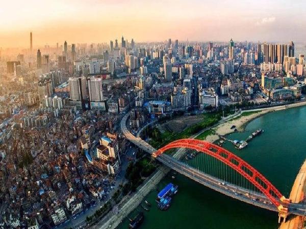 [武汉]龙湖杨泗港项目海绵专项设计方案解析
