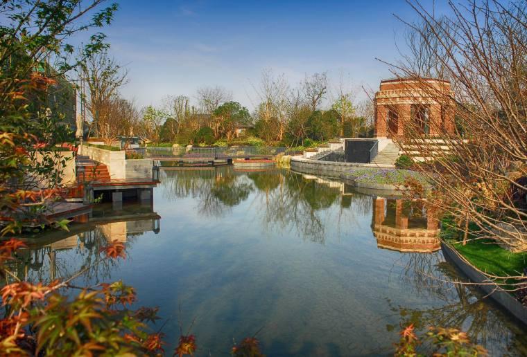 苏州独墅湖低密度生态别墅