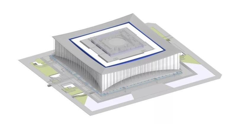 看BIM技术如何驱动高规格会议中心的建设_3