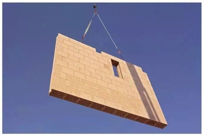 外国人真是脑洞大开!烧结空心砖也能制成装配式墙板?!