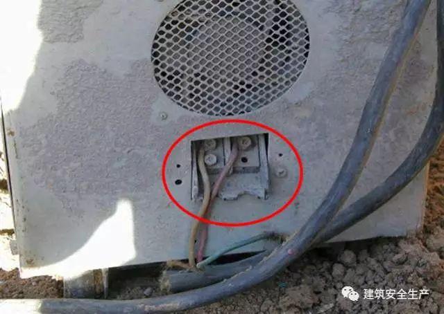 水利施工现场这些临时用电行为统统要不得!_13