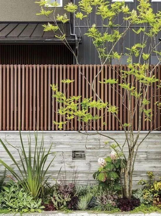 用心设计过的围墙,能让你家小院瞬间与众不同!_8
