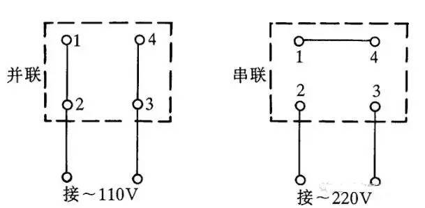 12种常用的电气设备接线图_6