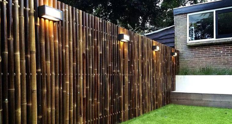 用心设计过的围墙,能让你家小院瞬间与众不同!_39