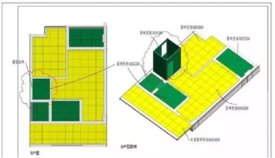BIM在建设工程中排砖的应用_17