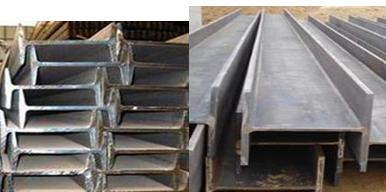 工字钢与H型钢之间有什么不同