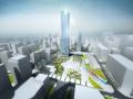 成都大源保利国际广场建筑设计方案文本