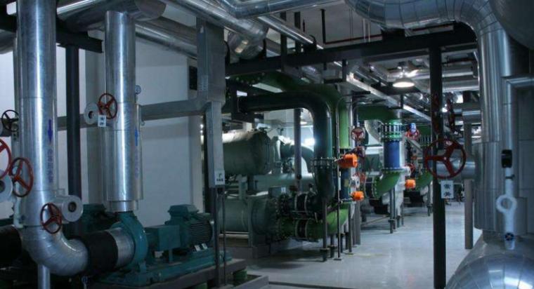 河北沧州某购物广场暖通工程设备采购及安装工程施工组织方案