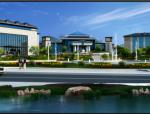 苏州温泉度假酒店内装修施工图(含效果图)