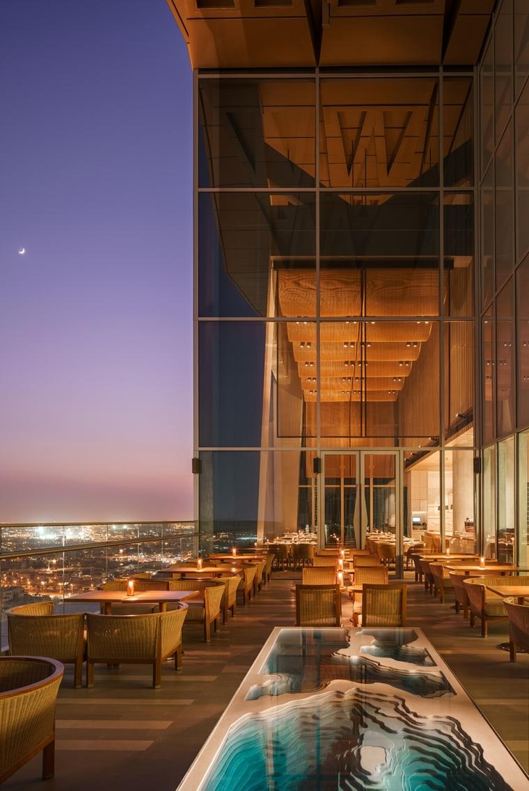 科威特四季酒店DaiForni餐厅-13