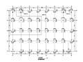 5层框架结构工业厂房结构施工图