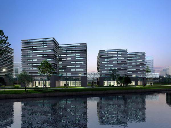 3.9万平科技研发大厦暖通空调初步设计说明书