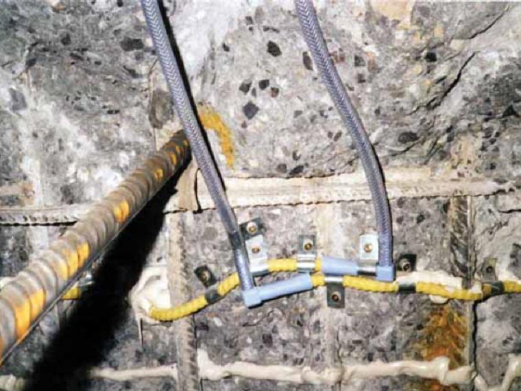[北京]地下通道连通工程伸缩缝处理方案