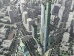 [南京]SOM绿地国际商务中心建筑设计方案文本