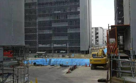 围观!日本严谨至极的建筑工地!_2