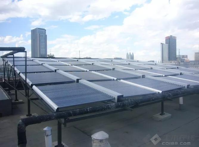 太阳能集热系统循环泵的选型