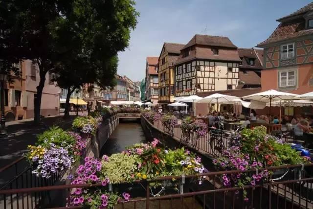 """四个最美的法国小镇,我愿在此""""终了余生""""..._23"""