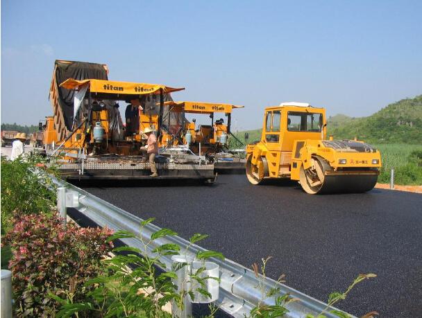 改性沥青混合料和改性沥青SMA混合料面层施工技术讲解