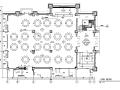 [天津]豪华酒店中餐厅室内装修施工图