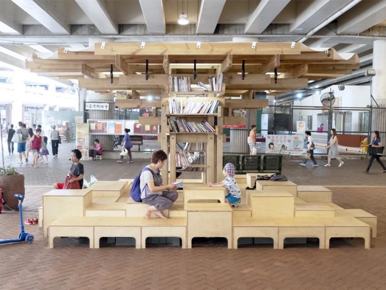 香港书树空间