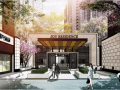 [安徽]合肥万科现代风格高端居住区景观概念方案设计