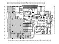 现代风格慢摇吧酒吧空间设计施工图(附效果图)
