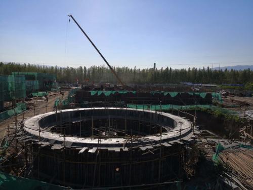 给排水工程施工方案之污水处理池施工方案