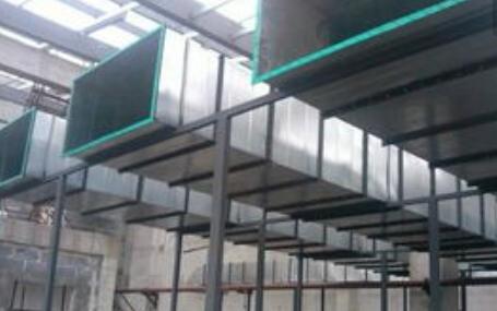 某信息产业园园区室外通风工程施工设计