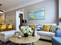 现代风格案例精美家装室内设计效果图