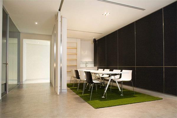 现代化的办公空间设计就要这样!