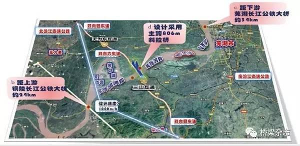 规模化建桥的跨越——芜湖长江公路二桥及接线工程建设技术_1