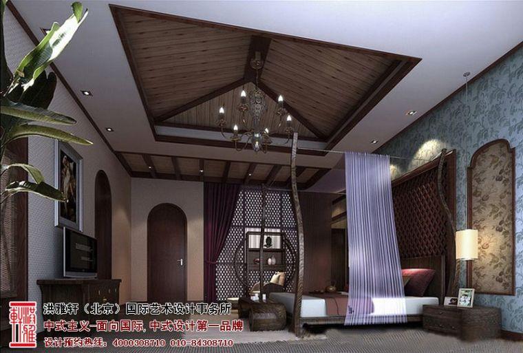 北京中式装修风格四合院古色生香,恢弘壮丽_3