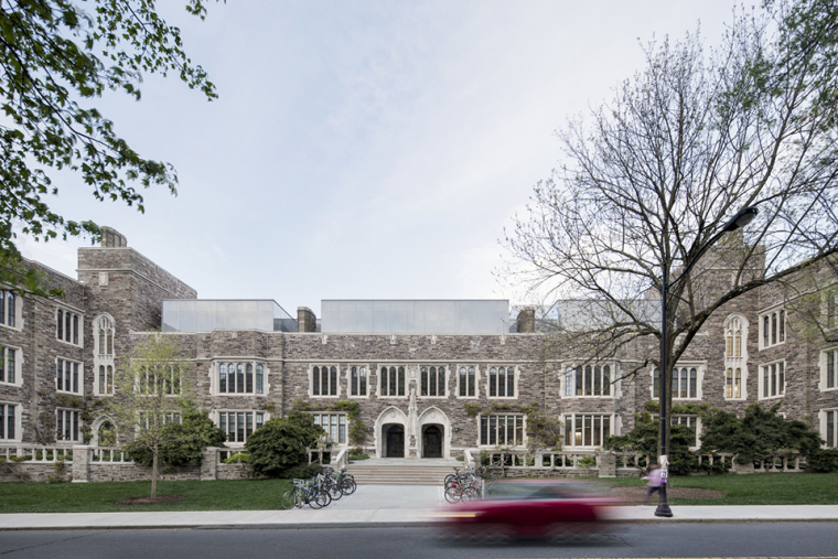 普林斯顿大学教学楼-1